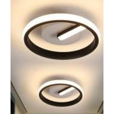 Lustra led 20w 3 functii cerc