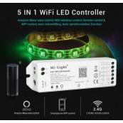 Contoler banda LED Milight control Alexa