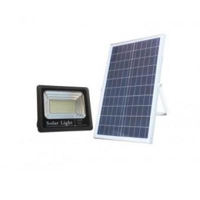 Proiector solar cu telecomanda 200w
