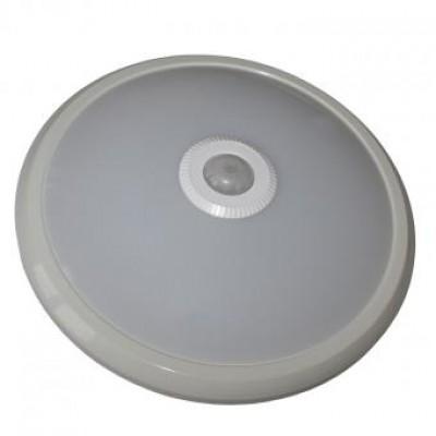 Aplica LED 12W cu senzor de miscare si fotocelula