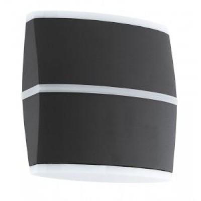 Aplica LED de fatada antracit 12W premium
