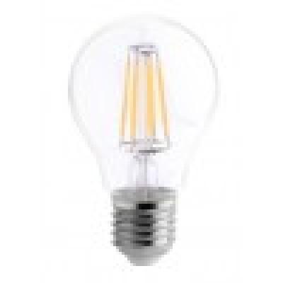 Bec LED  E27 filament, 6W