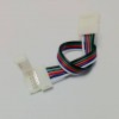 Conector banda LED RGBW 12mm