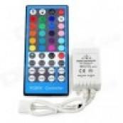 Controler RGBW cu telecomanda IR