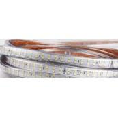 Banda LED 2835 dubla, 180 buc/m, 220V, 14 W