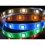 Banda LED 5050 color, 60buc/m, interior, 14W