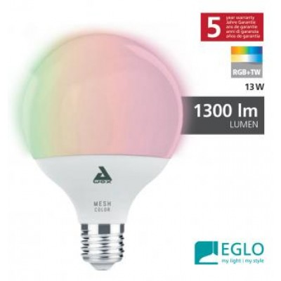 Bec LED 13W inteligent RGBW EGLO