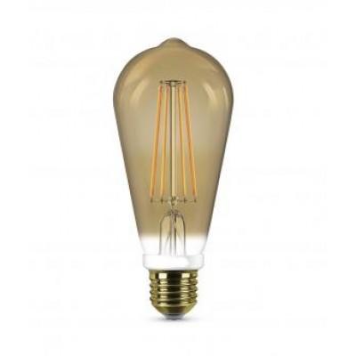Bec LED 4w filament vintage