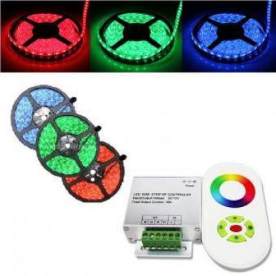 Kit banda LED RGB 15m 216W