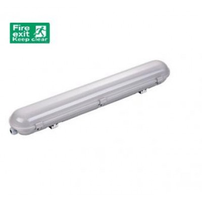 Lampa LED 60w industriala 150 cm cu kit emergenta