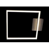 Lustra led dimabila 100w cu telecomanda 3 functii
