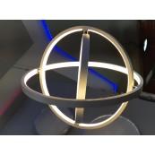 Lustra LED 3 cercuri 66W reglabila