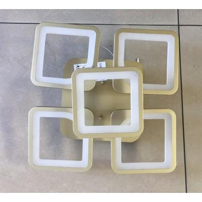 Lustra LED dimabila 88w cu telecomanda 4 functii