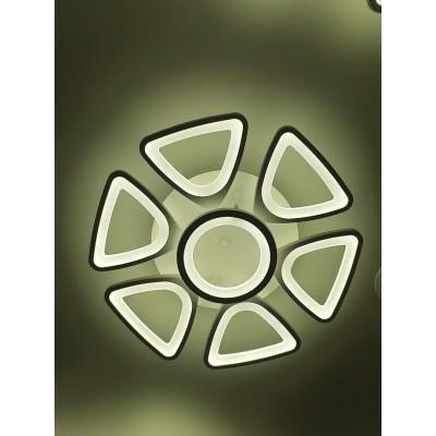 Lustra LED dimabila 140W cu telecomanda 3 functii