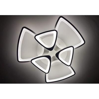 Lustra LED dimabila 130W cu telecomanda 3 functii