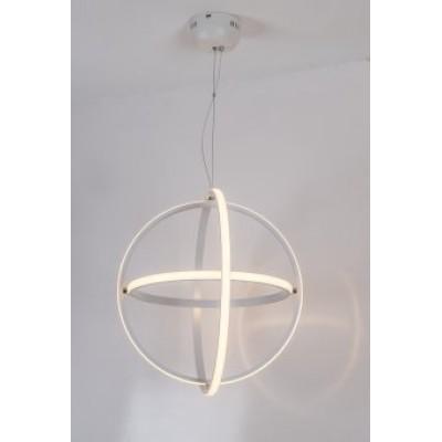 Lustre LED 66w 3 cercuri reglabile