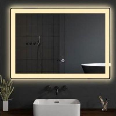 Oglinda baie led cu senzor de miscare si sistem dezaburire