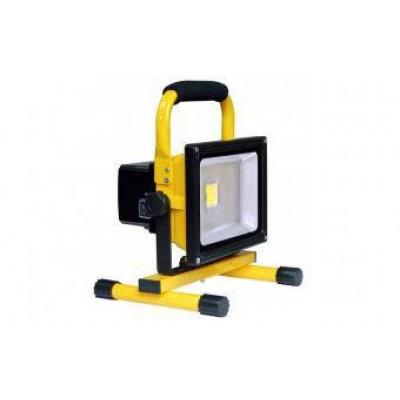 Proiector LED 20W cu acumulator