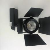 Proiector led 30W negru pentru magazin