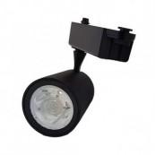 Proiector LED 30W pe sina negru