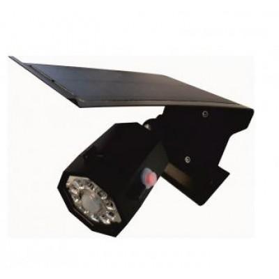 Proiector LED 5w cu panou solar si senzor