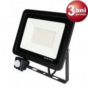 Proiector  LED cu senzor 50W