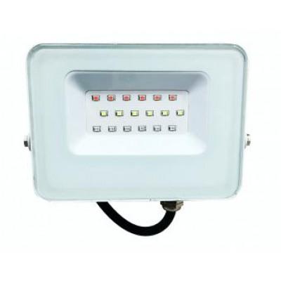 Proiector LED RGB 20W cu telecomanda RF