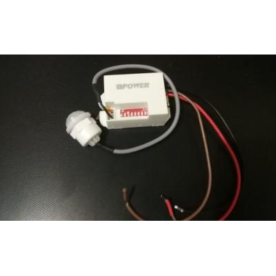 Senzor  miscare iluminat scari 25w 12V