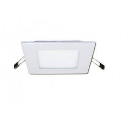 Spot LED 11cm 6w patrat