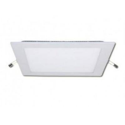 Spot LED 18W patrat extraplat